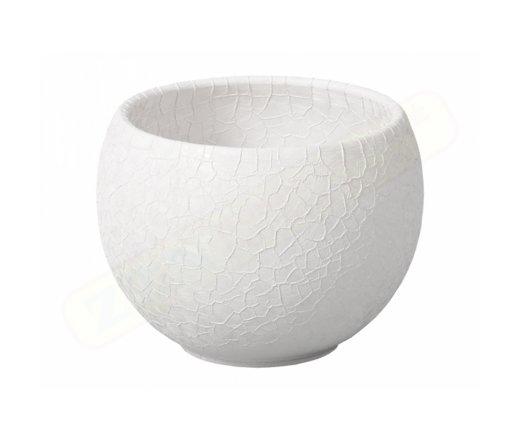 Nohel Garden LUNA BARANDE keramická bílá matná 17cm 063717bí
