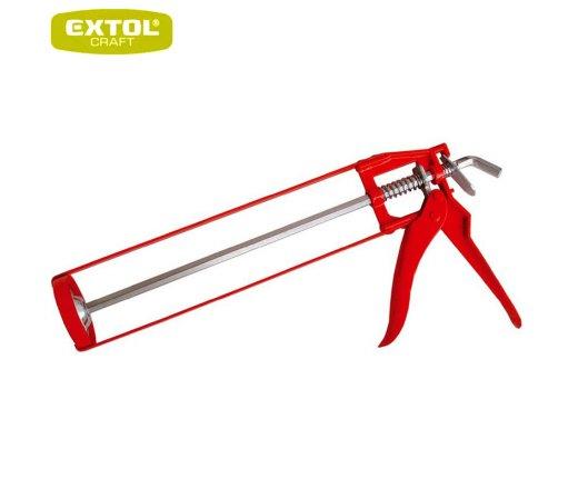 EXTOL Craft Pistole vytlačovací rámová 225mm, kov, 9686