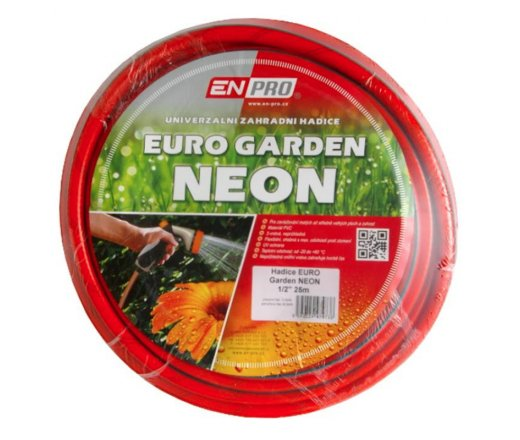 Euronářadí Hadice EURO Garden NEON 1/2