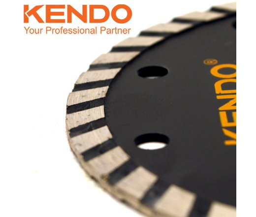 KENDO Diamantový kotouč TURBO 115 mm DIA 61211112