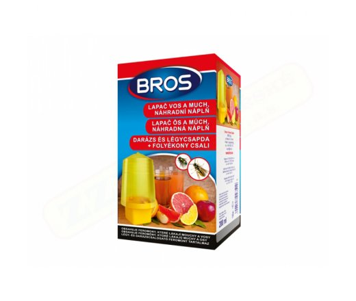 BROS lapač vos, sršňů a much 200 ml