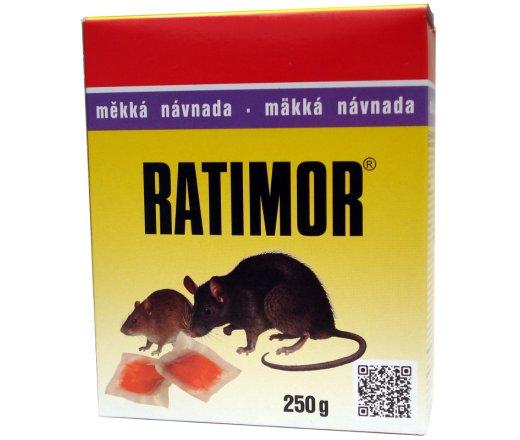 Ratimor měkká návnada 250g