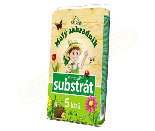 Agro CS NATURA Malý zahradník Univerzální substrát 5 l