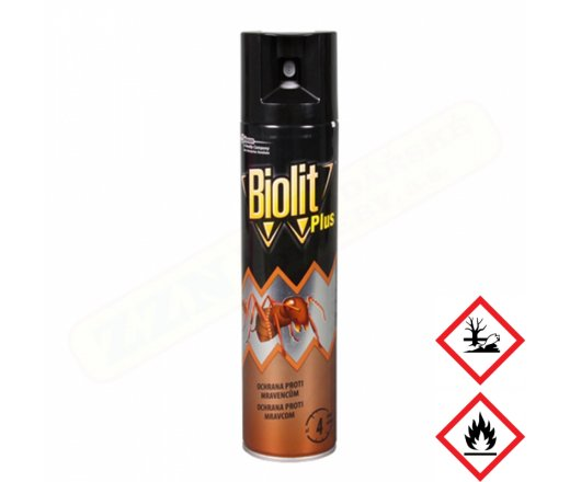 BIOLIT Plus proti mravencům 400 ml