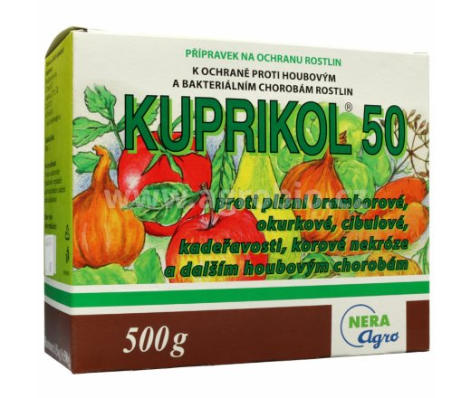 AgroBio Opava Kuprikol 50 – 500 g