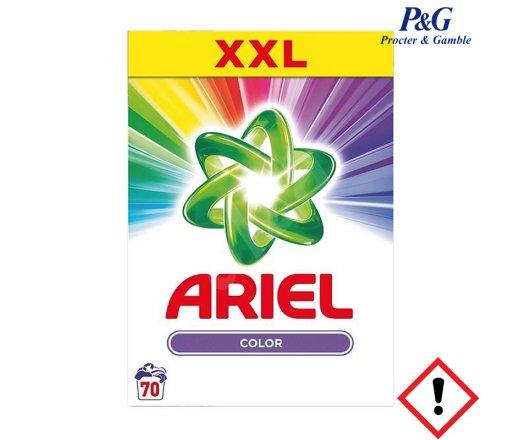 ARIEL Color prací prášek 70 PD 5,25 kg