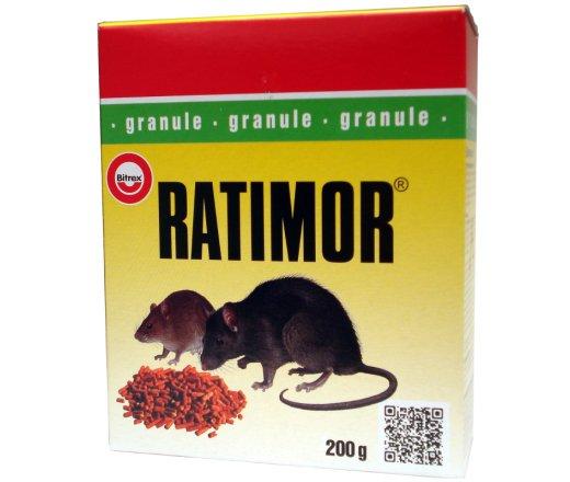 Ratimor granule 200g