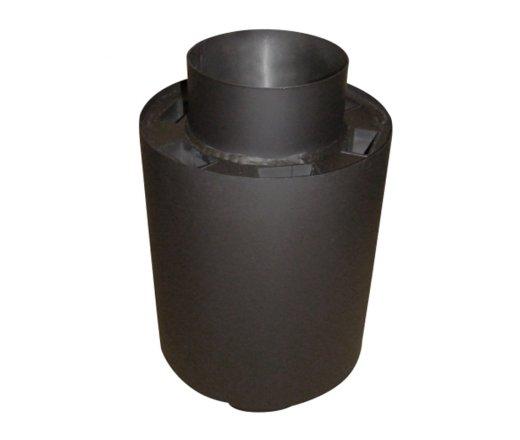 Výměník tepla III pr.150/530mm ČER 10kW (652069)