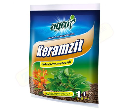 Agro CS Keramzit 4-8mm 1 l