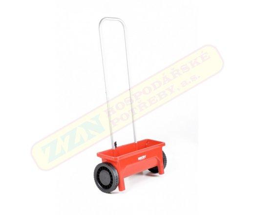 HECHT 212 - posypový vozík, ruční rozmetač hnojiva, osiva nebo soli