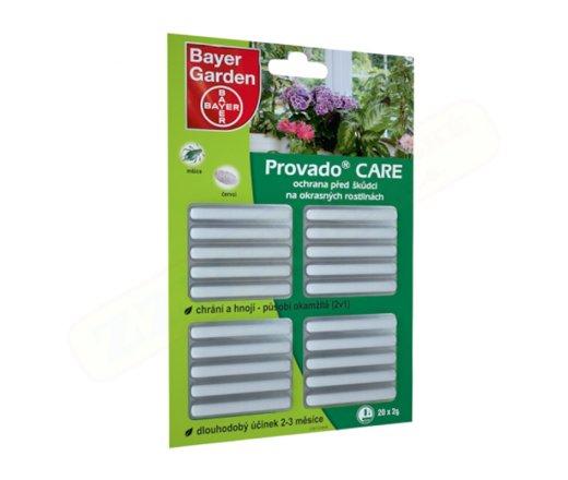 AgroBio Provado CARE tyčinky proti škůdcům 20 x 1,25 g