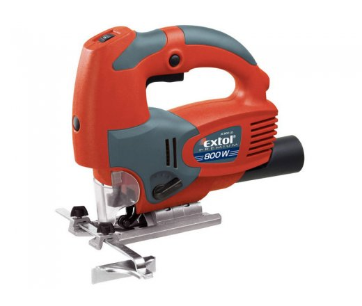 EXTOL Premium 8893101 JS 800 LD Přímočará pila s laserem 800W 8893101