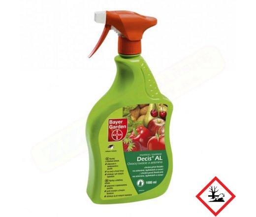 AgroBio Opava DECIS AL ovoce a zelenina BG /R 1000 ml