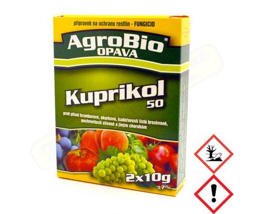 AgroBio Kuprikol 50 2x10g