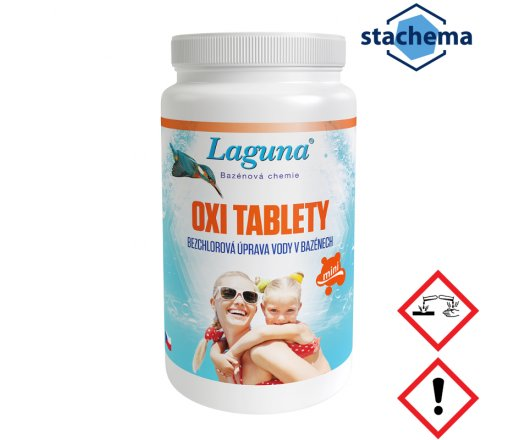 LAGUNA Oxi tablety mini 1 kg