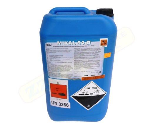 MIKA Mikal 94D 28kg - alkalický