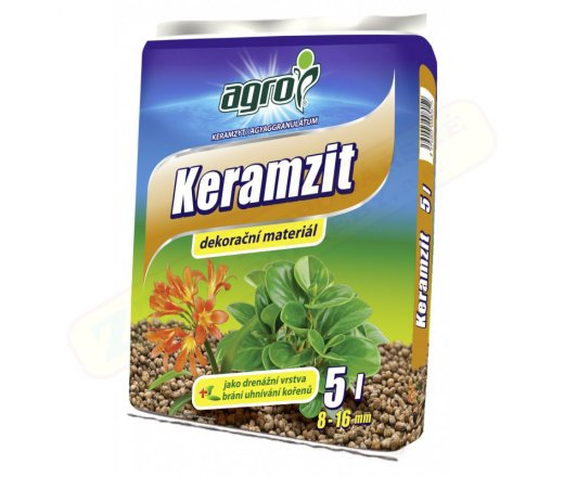 Agro CS Keramzit 8-16mm 5 l