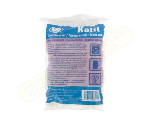 KALIT tabletová sůl proti vodnímu kamenu 1 kg