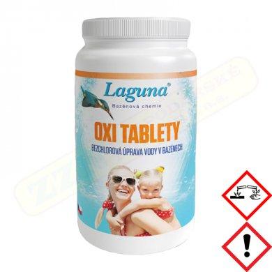 LAGUNA OXI tablety 1kg