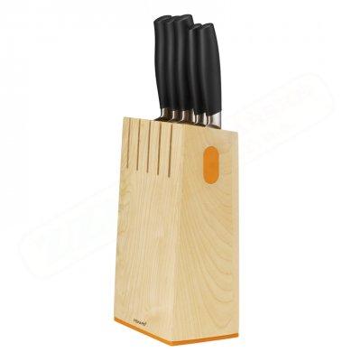 FISKARS 1016004 Functional Form + Blok na nože s 5 ks