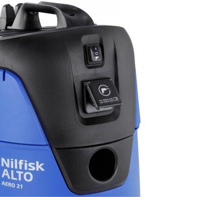 NILFISK AERO 21-21 PC vysavač 107406601 (mokrosuchý)