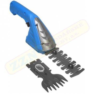Akumulátorové nůžky na trávu a keře Güde GPP 7,2 - 95504