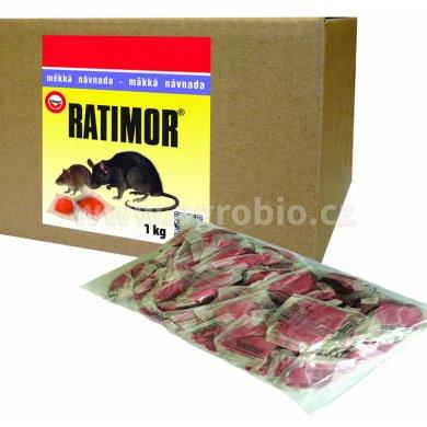 Ratimor měkká návnada 1kg
