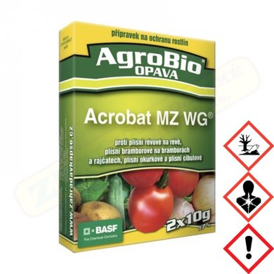 AgroBio Opava Acrobat MZ WG – 2x10g