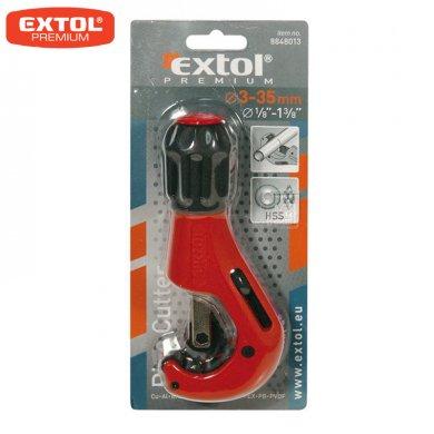 EXTOL Premium Řezač trubek s odhrotovačem 3-35mm 8848013