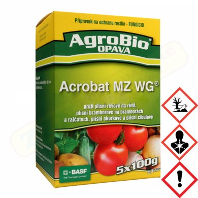 AgroBio Opava Acrobat MZ WG – 5x100g