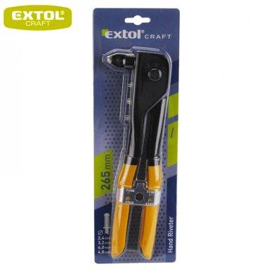 EXTOL Craft Kleště nýtovací 265mm 7522