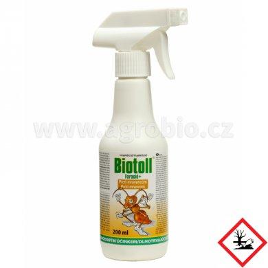UNICHEM Biotoll proti mravencům 200 ml