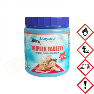 LAGUNA Triplex MINI tablety 500g
