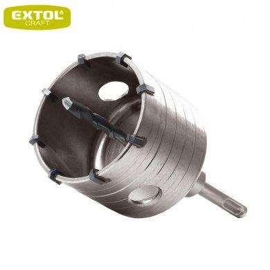EXTOL Craft Vrták SDS PLUS do zdi korunkový 73mm 26002