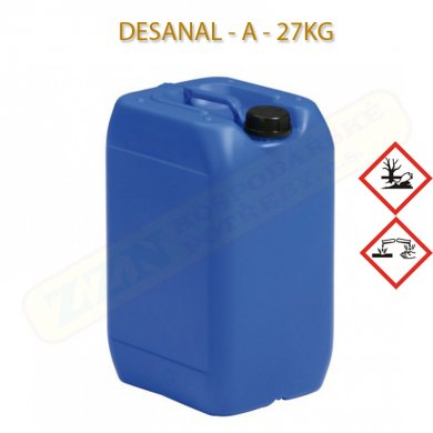 MIKA DESANAL A 27KG - Alkalický