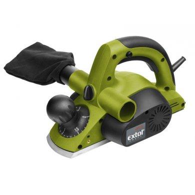 EXTOL Craft Elektrický hoblík 750W 409113