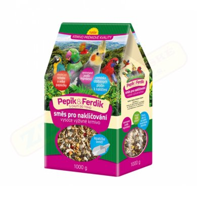 PEPIK & FERDIK - směs pro nakličování 1 kg