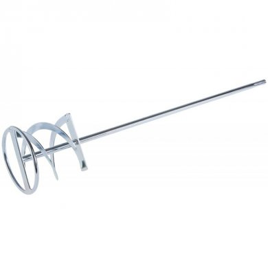 FESTA Míchací metla s kruhem 100x500mm, Zn, SDS+, 35095