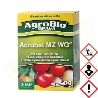 AgroBio Opava Acrobat MZ WG – 5x50g