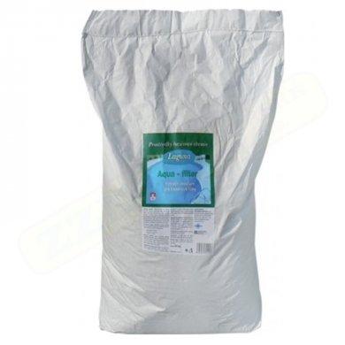LAGUNA filtrační zeolit do filtrace 0,5 - 1mm 25kg