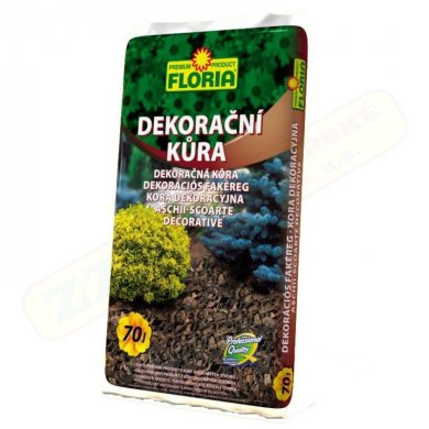 Agro CS FLORIA Dekorační kůra 70 L