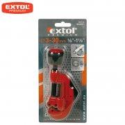 EXTOL Premium Řezač trubek s odhrotovačem 3-30mm 8848011