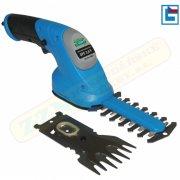 Akumulátorové nůžky na trávu a keře Güde GPS 3,6 V Li-Ion Aku 95501