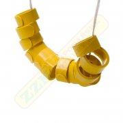 Kroužky pro drůbež 20mm různé barvy - 446281