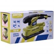 EXTOL Craft Bruska vibrační 150W 407114