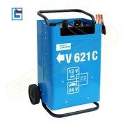 GÜDE PROFI V 621 C Profesionální nabíječka baterií 85075